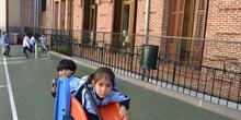 JORNADAS CULTURALES JUEGOS EDUCACIÓN INFANTIL 1