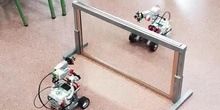 vídeo robots simétricosRECONOƆƎЯ SIMETRÍAS vs ASIMETRÍAS