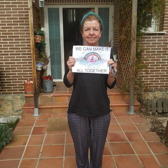 WE CAN MAKE IT ALL TOGETHER! Jenny, asesora lingüística MEC/BC