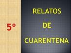 LIBRO RELATOS QUINTO COVID19