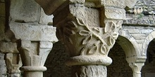 Capiteles con inscripciones escritas, Huesca