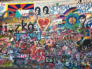 El muro de John Lennon