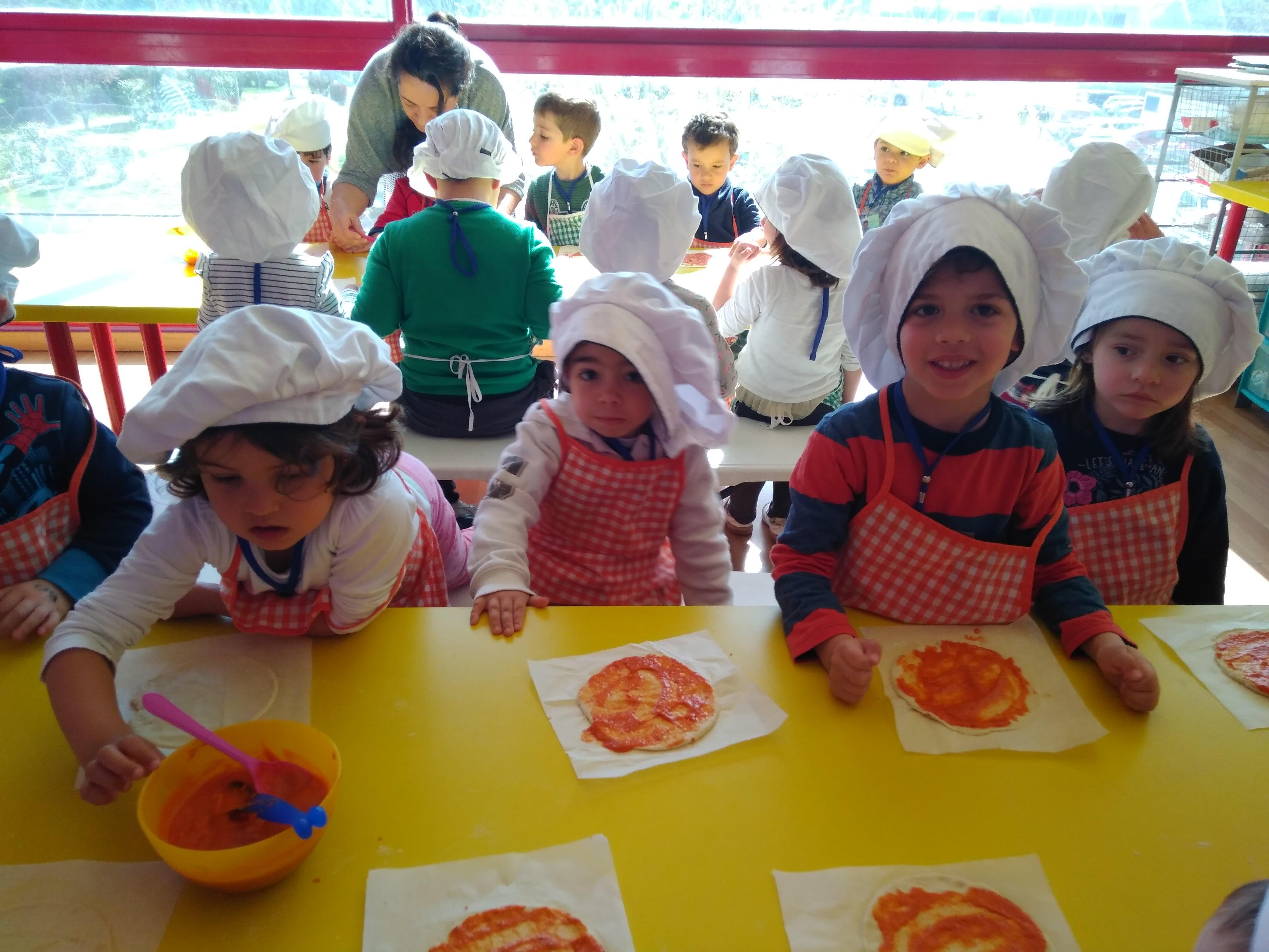 Excursión Escuela de cocina 38