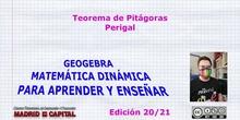 Teorema de Pitágoras (Perigal)