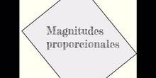 PRIMARIA - 6º - MAGNITUDES PROPORCIONALES - MATEMÁTICAS - FORMACIÓN