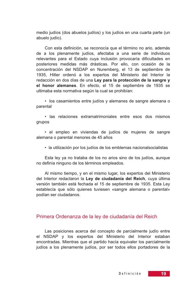 Página 19 de la Guía Didáctica de la Shoá