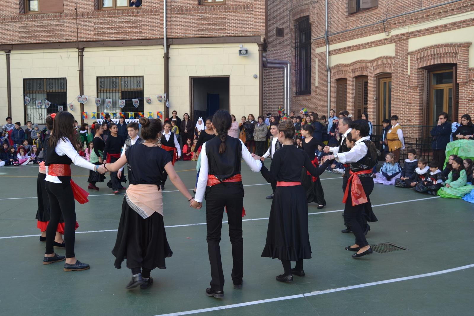 Jornadas Culturales y Depoortivas 2018 Bailes 3 16