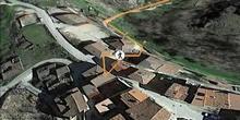 Pelegrina - Cascada del Gollorio (Google Earth)