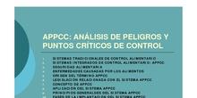APPCC Y CONTROL ALIMENTARIO