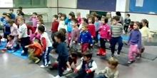 Teatro de Inglés 2013-14 Grupo 3: 3 años A y B y 4 años A