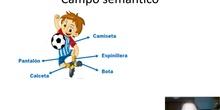 Campo semántico 3º
