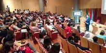 Susurrando a Gloria Fuertes - Taller literario-teatral por Aula de Artes de la Universidad Carlos III - Alumnos de 1º ESO