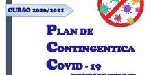 PLAN DE CONTINGENCIA COVID 19 2020/2021
