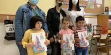 Entrega libros AFA 01 - Infantil 5 años