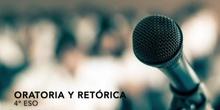Oratoria y retórica. Presentación.