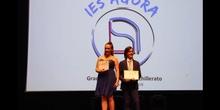 Graduación de la promoción 2013-2019 del IES Ágora