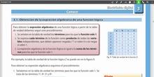 Receta para obtener la expresión algebraica de una tabla de verdad.