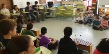 2018_11_20_Los buhos de Inf 3 años asisten a un concierto muy animado_CEIP FDLR_Las Rozas