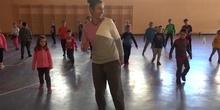 Baile semana de la salud