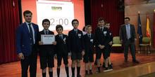 Fase final del III Concurso de Oratoria en Primaria de la Comunidad de Madrid 27