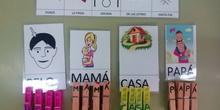 Seminario:material manipulativo para infantil y primaria adaptado a alumnos con T.E.A. 35