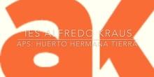 APS: HUERTO HERMANA TIERRA. IES ALFREDO KRAUS