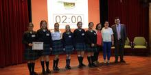 Fase final del III Concurso de Oratoria en Primaria de la Comunidad de Madrid 10