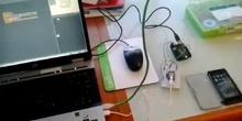 Prototipo comunicación domótica