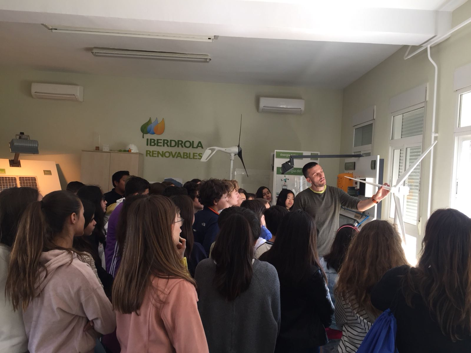 Aula Didáctica de Iberdrola Energías Renovables_2 9