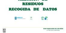 Litter Less Campaign_Masa de los residuos de Aula_CEIP Fernando de los Ríos_Las Rozas_2017-2018
