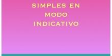 PRIMARIA 6ºA - LENGUA CASTELLANA Y LITERATURA - VERBOS SIMPLES. MODO INDICATIVO