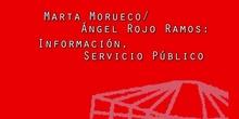 Comunicarte'21: Marta Morueco y Ángel Rojo Ramos