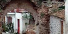 Arco en la muralla, Talamanca de Jarama, Comunidad de Madrid