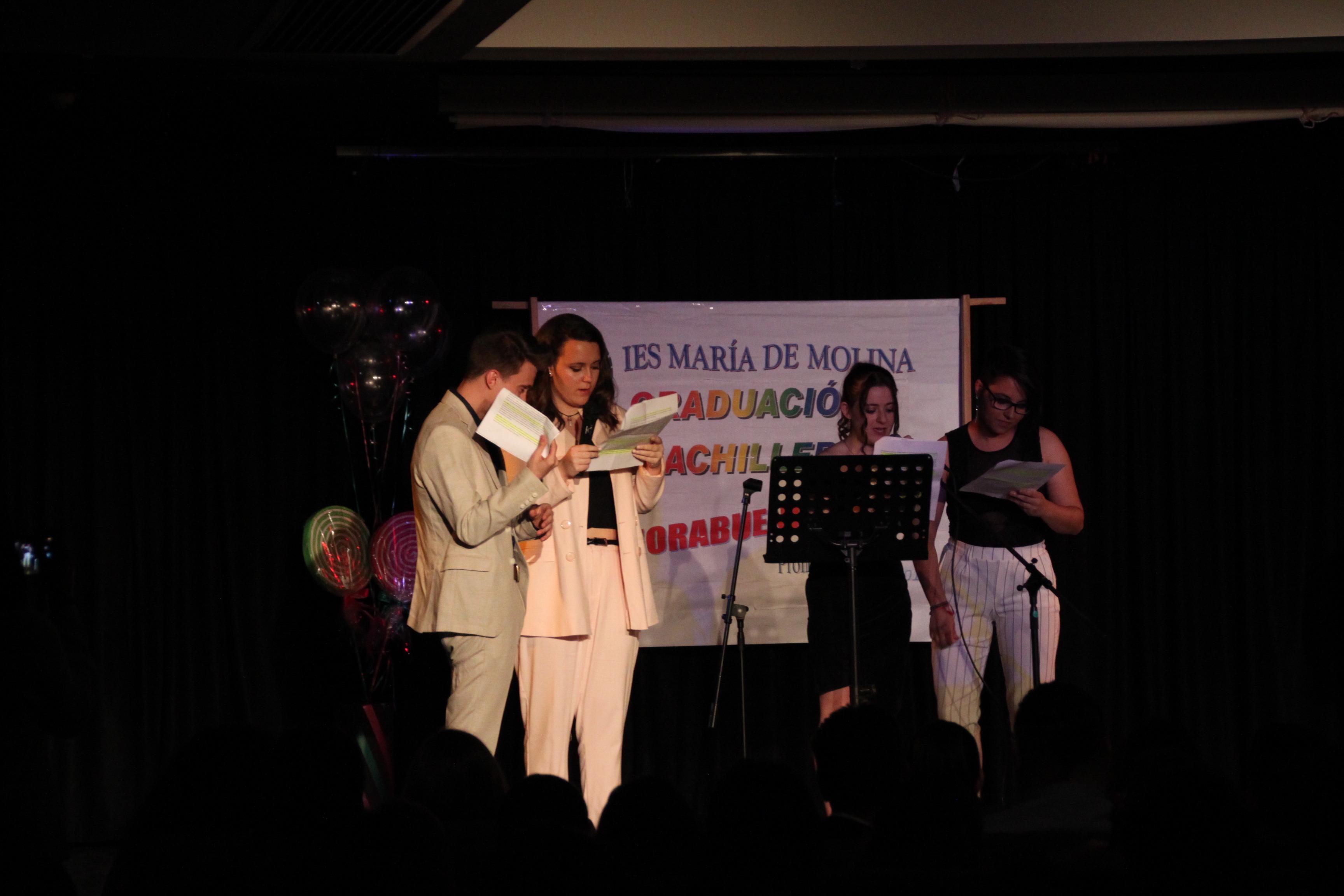 Graduación 2º bachillerato 2017-2018. IES María de Molina (Madrid) (1/2) 20