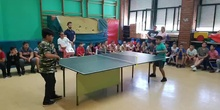 FINAL PING PONG 2019 CEIP GLORIA FUERTES MADRID