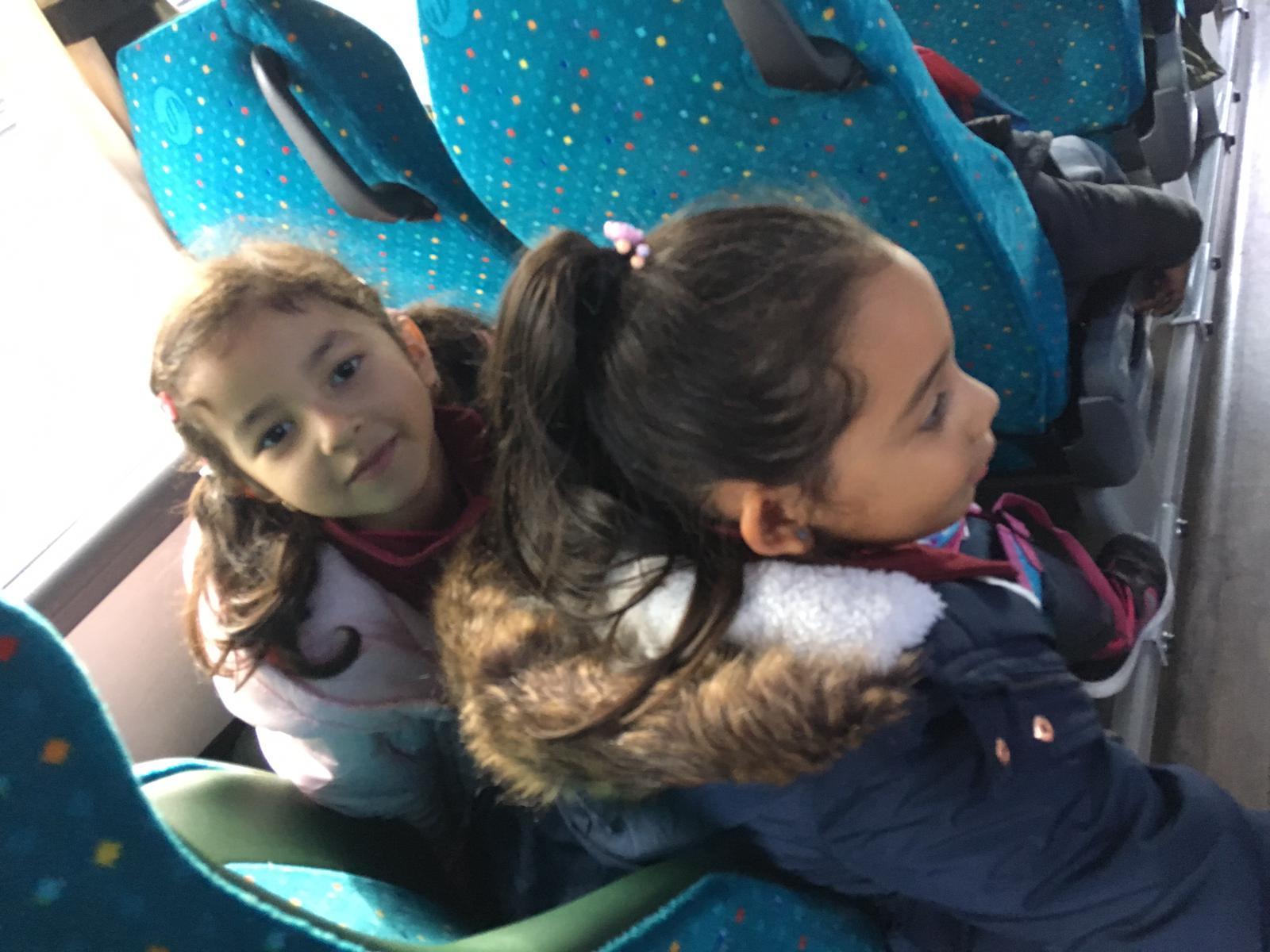 Excursión al zoo 5 años, 1º y 2º Luis Bello 6