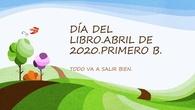 LIBRO RELATOS PRIMERO B COVID19