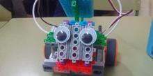 Rocinantebot para escena Quijotebot - Grupo 4