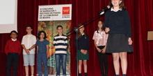 Entrega de los premios del IX Concurso de Narración y Recitado de Poesía 36