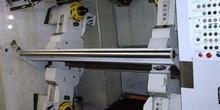Mecanismo volteador de bobinas