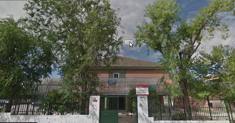 CEIP Fernando de los Ríos_Instalaciones_Entradas al Centro_Las Rozas 3
