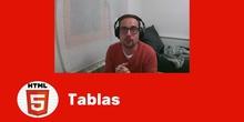 HTML - Tablas