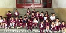 INFANTIL - 4AÑOS B - LA POLICÍA NOS VISITA - ACTIVIDADES