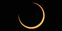 Fase central del eclipse anular 05