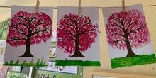 Cherry blossom 1st grade