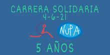 Carrera Solidaria 5 años