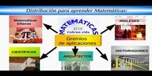 """Proyecto de centro: """"Las Matemáticas cobran vida"""" (IES Celestino Mutis)"""