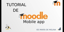 El aula virtual en el móvil. Tutorial Moodle mobile