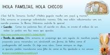 CPEE SEVERO OCHOA EBO D CLASE CARMEN. TAREAS SEMANA 16-23 DE ABRIL