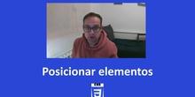 CSS - Posicionamiento de elementos